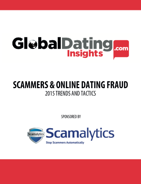 GDI Scamalytics Dating Industry Report Scammers and Fraud